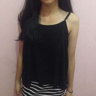 black top by cotton on