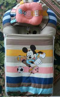 Sleeping bag from Mom's and Baby House