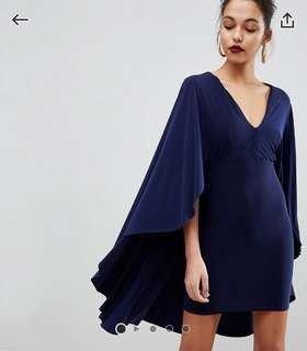 SELLING NAVY BLUE BALL DRESS