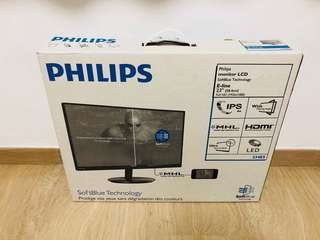 "PHILIPS 23"" Monitor"