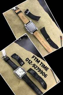 Watch Leather Strap replacement is available at FTM TIME , Cheras Sentral Mall ,700-UG-23A , whatapp012-9279906