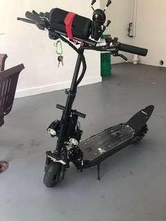 E scooter speedway 4 Futecher