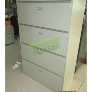 LATERAL Filing CABINET_Office Furniture-Office Partition