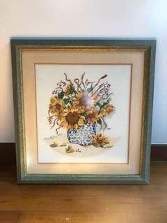 Framed handmade