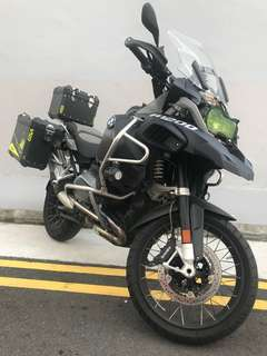 Used BMW R1200GSA For Sale!! PML Unit!! COE Expiry Date: 25 May 2027