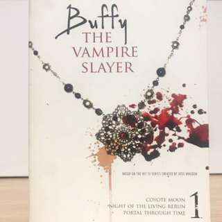 Buffy (the vampire slayer)(volume 1)