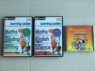 Authentic PC Education Enrichment CD-ROM (3)