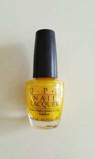 OPI That's All Bright With Me NLB48 (Black Label)