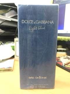 D&G Light Blue Eau Intense