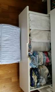 Cloth diapers essentials - Almost New