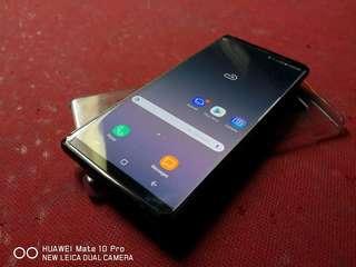 Samsung Galaxy Note8 NTC