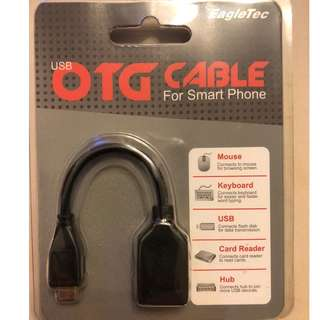 EagleTec OTG Cable