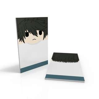 L - Death Note notebook