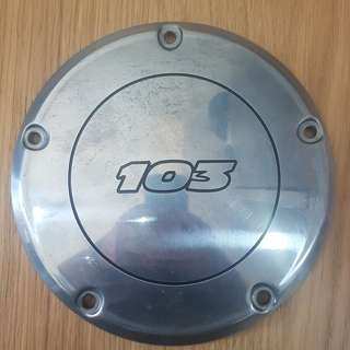 derby cover stock for dyna 103