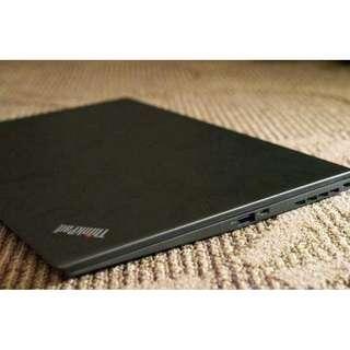 (二手)2016款 Lenovo ThinkPad X1 Carbon Gen 4 14'' i5-6200 8G 128G/256G SSD(超輕薄) 95%NEW