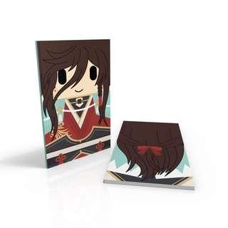 Izuminokami Kanesada - Touken Ranbu notebook