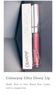 Brand New Ultra Glossy Lip