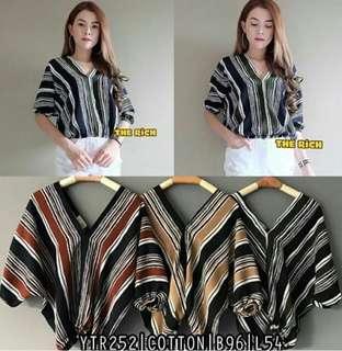Top bkk / blouse import / blouse bangkok