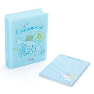 Japan Sanrio Cinnamoroll Book Type Case Memo