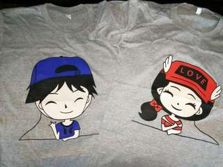 Design Couple Tee