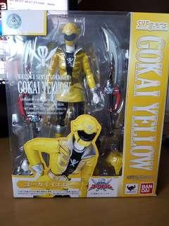 Wts S.H.Figuarts Gokai Yellow Super Sentai Gokaiger