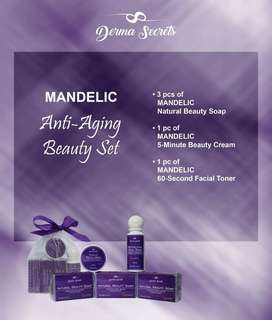 Exclusive anti-aging set