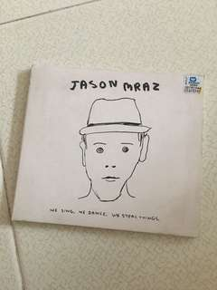 Jason Mraz We Sing. We Dance. We Steal Things.