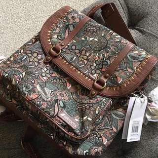 Sakroot convertible bag