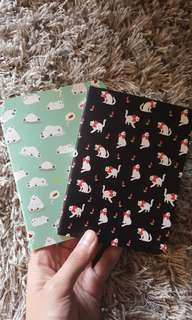 [GET BOTH] Cute Small Notebooks