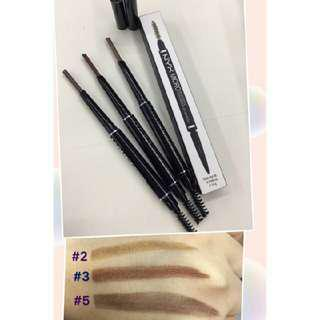 Nyx micro eyebrow retractable pencil with brush