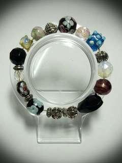 🚚 新加坡購入彩珠手鍊