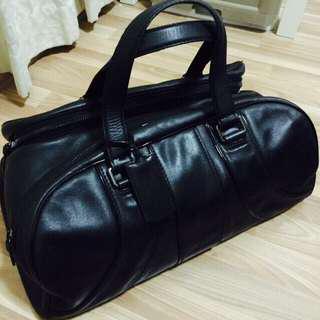 Calvin Klein Black Duffle Bag