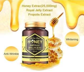 FARMSTAY All-In-One Honey Ampoule 250ml