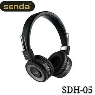 Father's Day Gift 🎧Senda Two-Channel Stereo Bluetooth Headset SDH-05