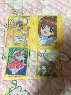 百變小櫻magic card