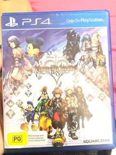 Kingdom heart 2.8 Hd