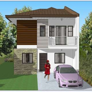 House and Lot in batasan hills, Quezon City 100sq. lot and floor area