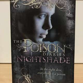 Nightshade (the poison diaries)