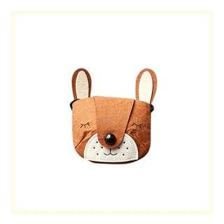 Bear Bag - Brown