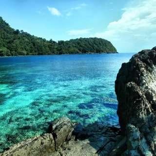 3D2N Scuba Diving Package at Tenggol Island Beach Resort