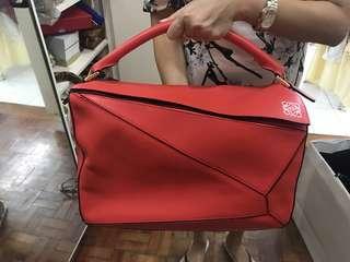 Loewe Puzzle Bag Original
