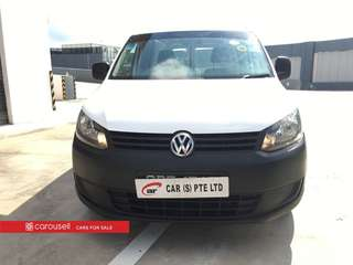 Volkswagen Caddy 1.6A