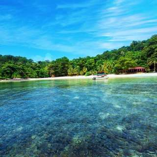 4D3N Snorkeling Package at Tenggol Island Beach Resort, Pulau Tenggol
