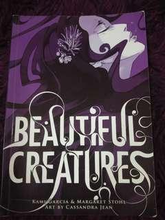 Beautiful creatures - preloved book