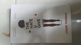 The Hate U Give (Hardcover) (English)