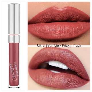 Colourpop Ultra Satin Lip in Frick n' Frack