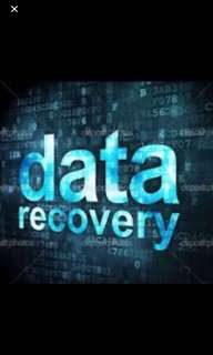 Accidental Delete / Format & Recovery of lost data from thumbdrives and SD cards