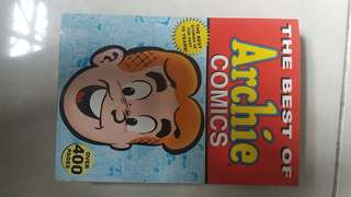 The Best of Archie Comics (70 Years Celebration) (English)