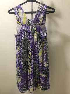 Fresh & Floral print dress