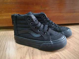 Original Vans Toddler Shoes
